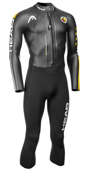 Head ÖTILLÖ Swimrun Aero triathlon kleding Heren zwart
